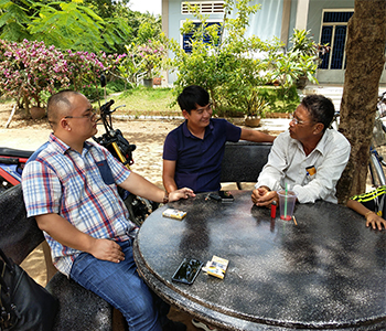 柬埔寨客户