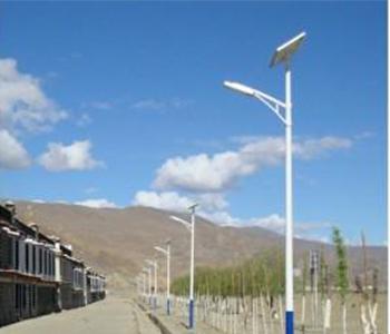 路灯西藏农村案例