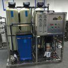 贵州格耐诗RO-I-3000型 反渗透水处理设备 (0.5吨/每小时)