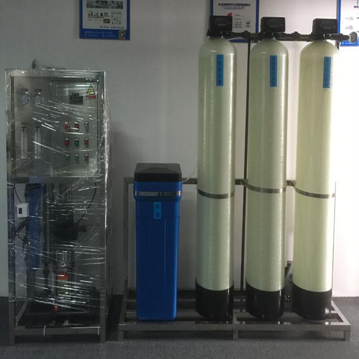 贵州格耐诗RO-I-6000型 反渗透水处理设备 (1.0吨/每小时