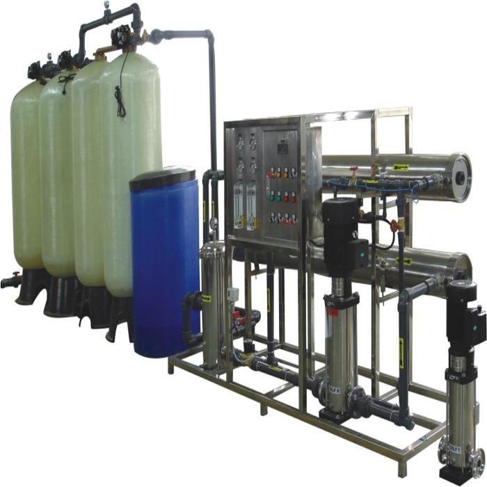 贵州格耐诗RO-I-24000型 反渗透水处理设备 (4.0吨/每小时)