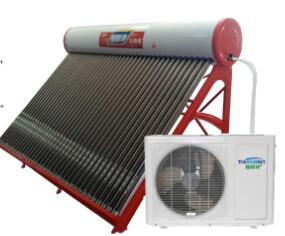 太阳能多源热水器