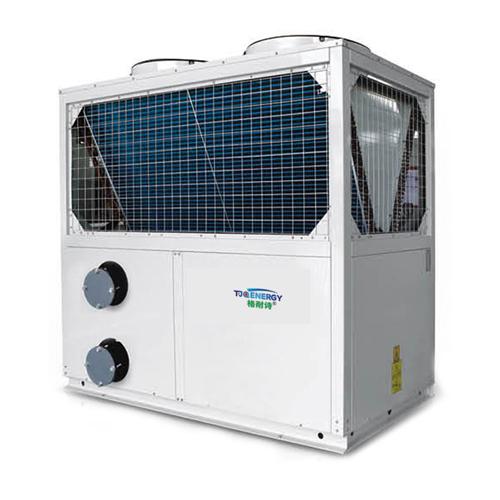 商用空气能热水泵机组-超低温