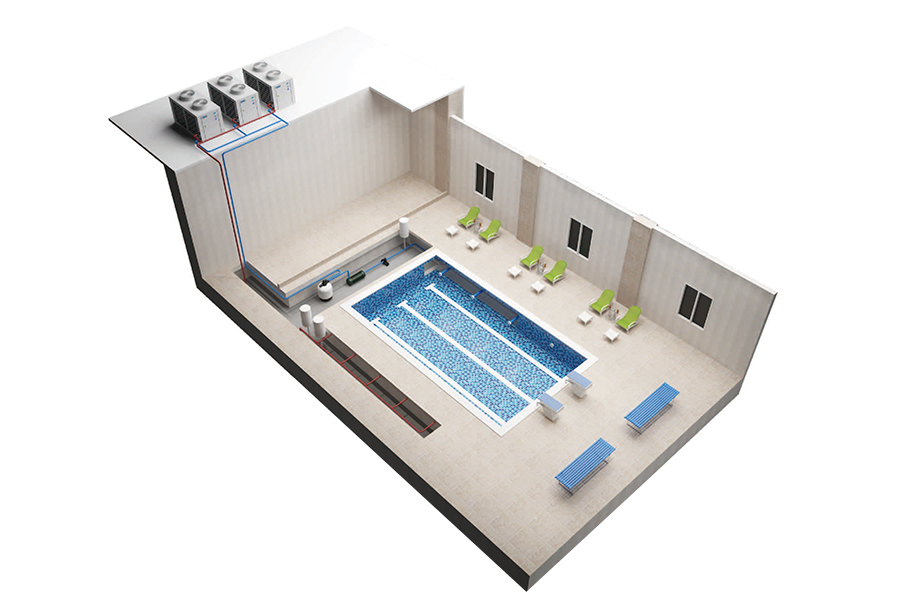 空气能泳池解决方案