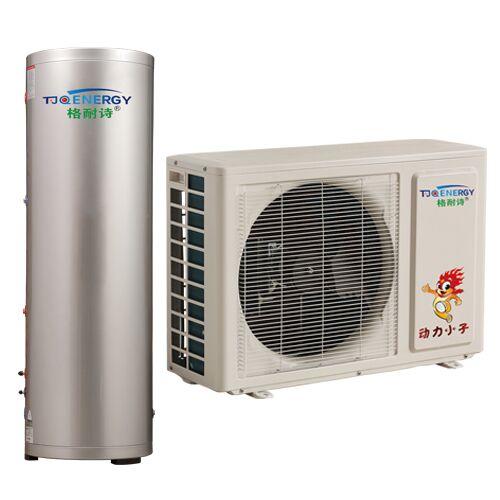 家用空气能热水器-氟循环
