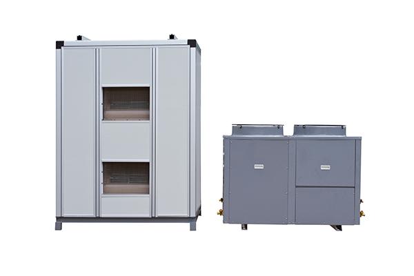 商用空气能热泵机组-分体式烘干机